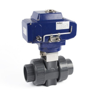 Electric Actuator True Union Ball Valves