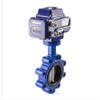 Distributor Butterfly Valve Motorized Actuator