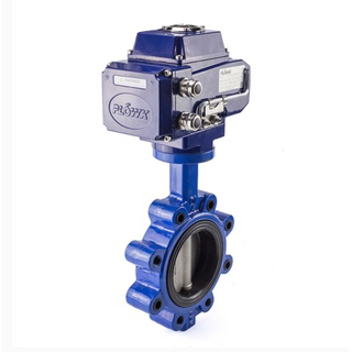 Electric Lug Style Butterfly Valves