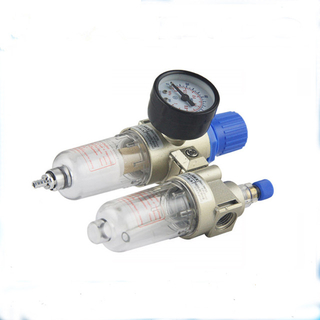3 Couplets Air Filter Regulator for Pneumatic Actuator