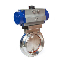 Sanitary Butterfly Valves Distributor in The USA