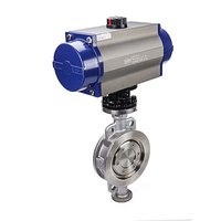 Emerson High-performance Butterfly Valves