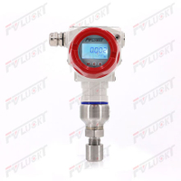Threaded Type - Pressure Gauge