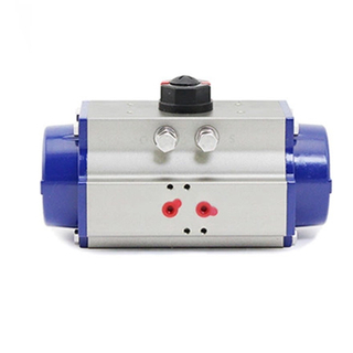 Quarter Turn Double Acting Pneumatic Actuator