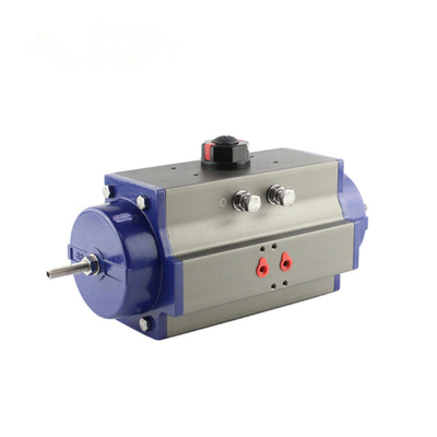 Pinion and Rack Air Pneumatic Actuator