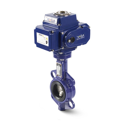 100mm Butterfly Motorized Valves