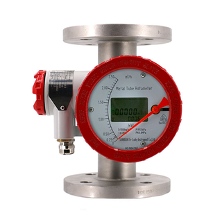 Flange Type - Metal Float Flowmeter